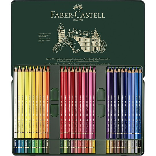 Faber-Castell es una marca histórica