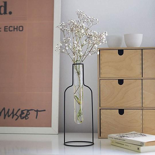 Un florero de diseño original y contemporáneo