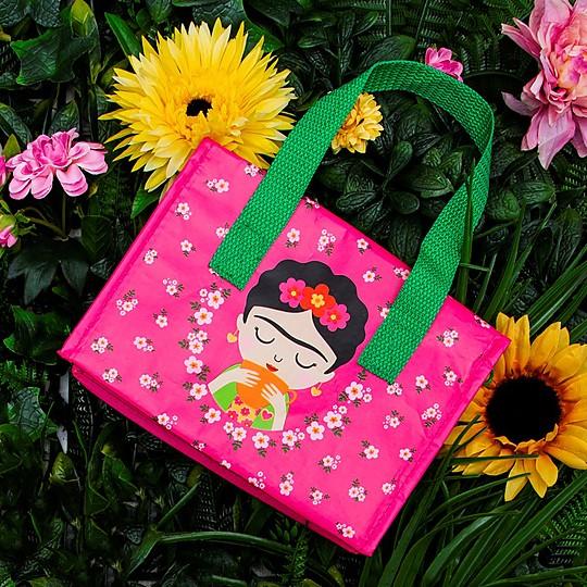 La bolsa isotérmica para fans de Frida Kahlo