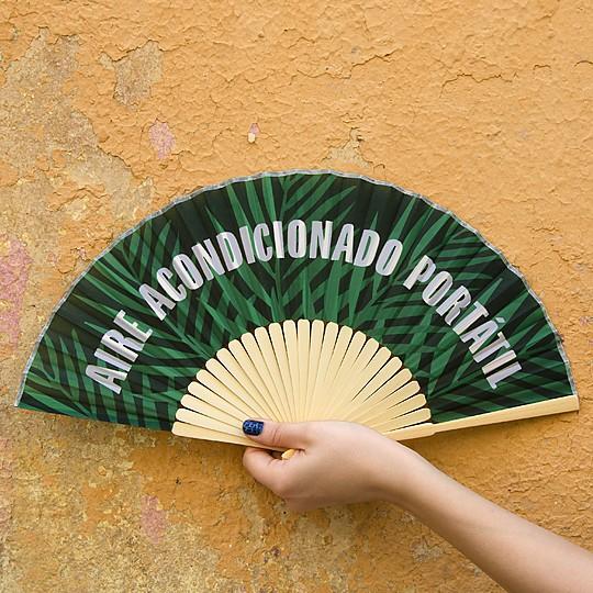 Fabricado en bambú y algodón