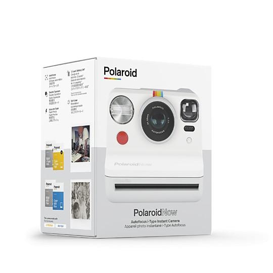 Funciona con película Polaroid i-Type