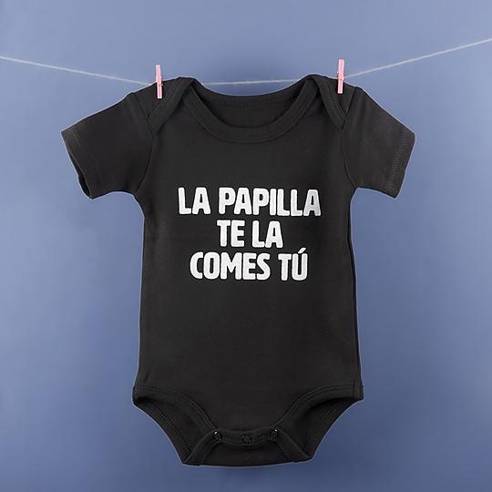 El body para bebés contestatarios