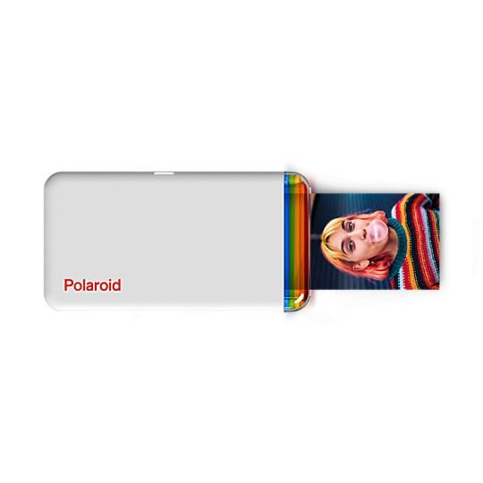 La impresora de fotos de bolsillo Polaroid Hi-Print Pocket