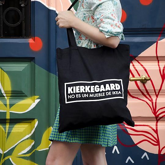 Kierkegaard no es un mueble de Ikea