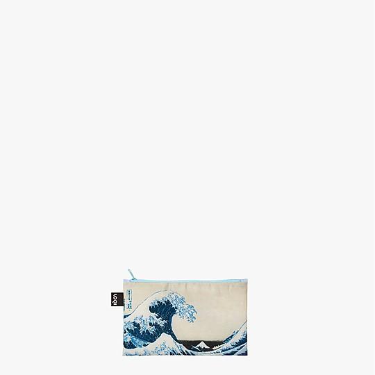 Pequeña: La gran ola de Hokusai