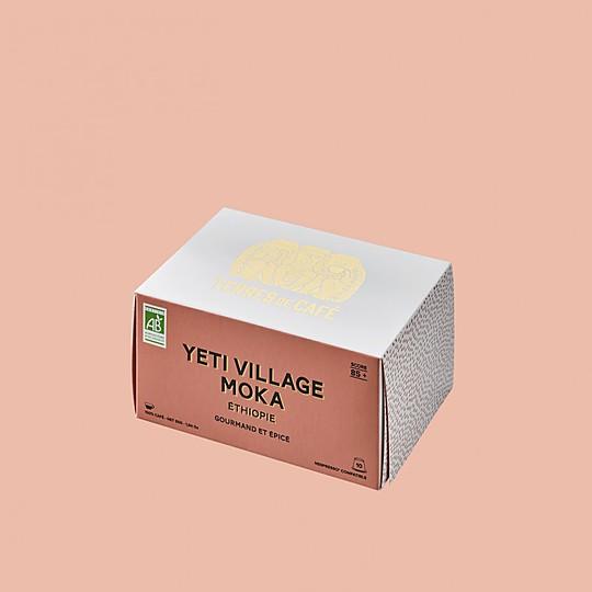 Yeti Village Moka
