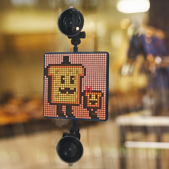 LED RGB de grado industrial