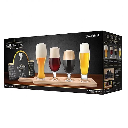 Un regalo para cerveceros gourmet