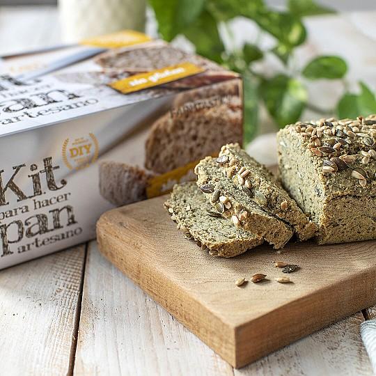 Hacer pan sin gluten en casa al alcance de tu mano