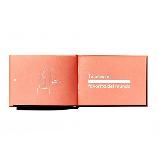 Diseñado, escrito e impreso en España.
