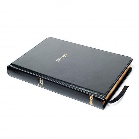 Tamaño idóneo de cuaderno de sobre mesa