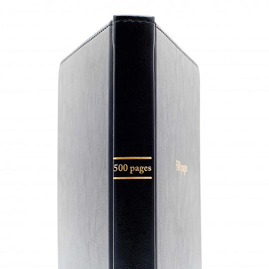 Tamaño manejable y cuaderno ligero