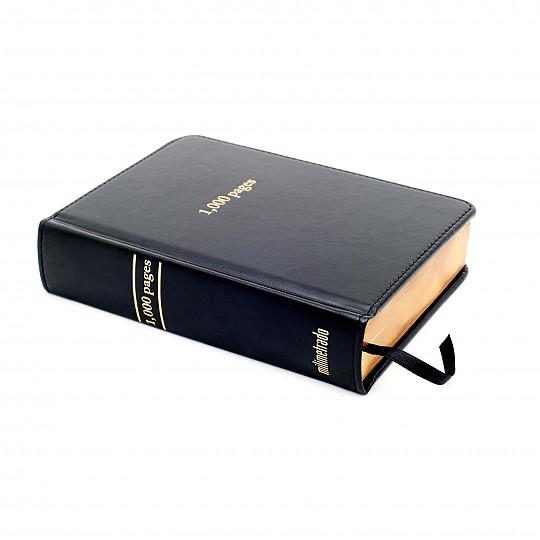 Se usan tres veces menos papel para sacar seis páginas de un cuaderno estándar
