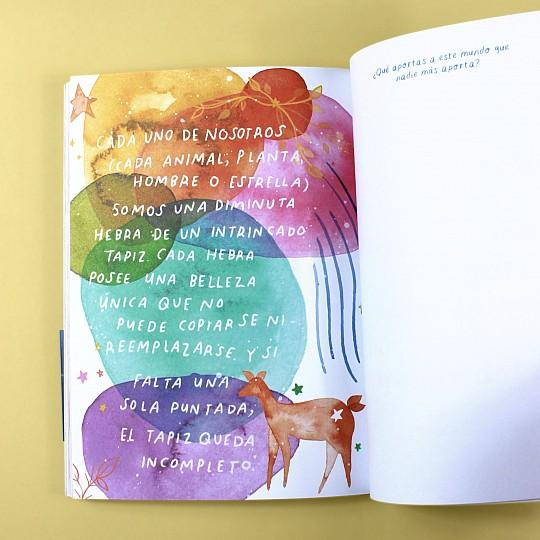 Rellena este cuaderno creativo