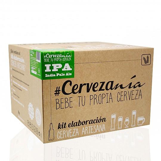 Kit de elaboración  Ipa India Pale Ale 4,7% vol