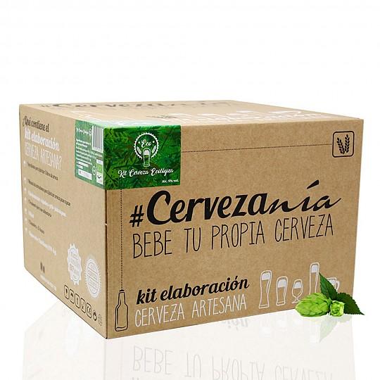Kit de elaboración Pilsen Ale (eco) 5,0% vol.