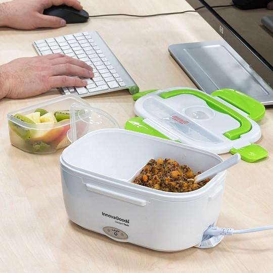 Calienta la comida sin necesidad de microondas