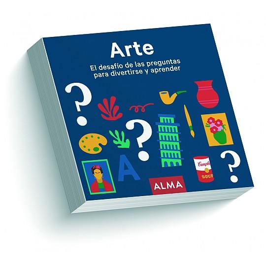 Desafiantes preguntas sobre arte para divertirte y aprender a la vez