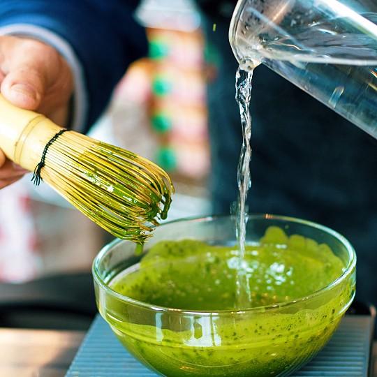 Prepara el té de manera tradicional
