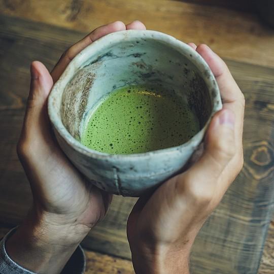 El matcha es un té verde procedente de Japón