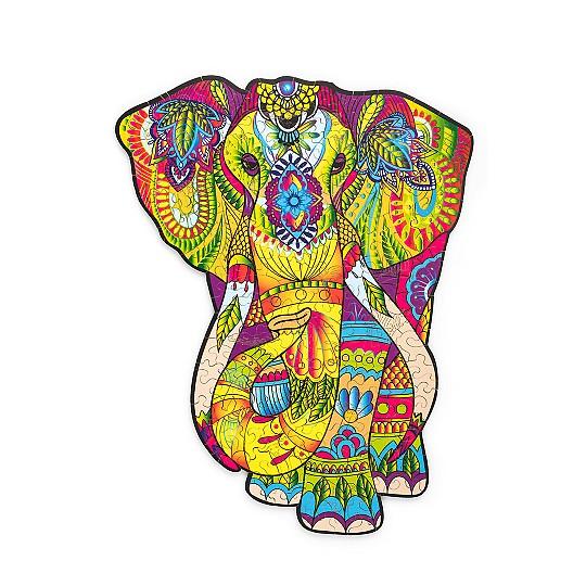 Y el elefante