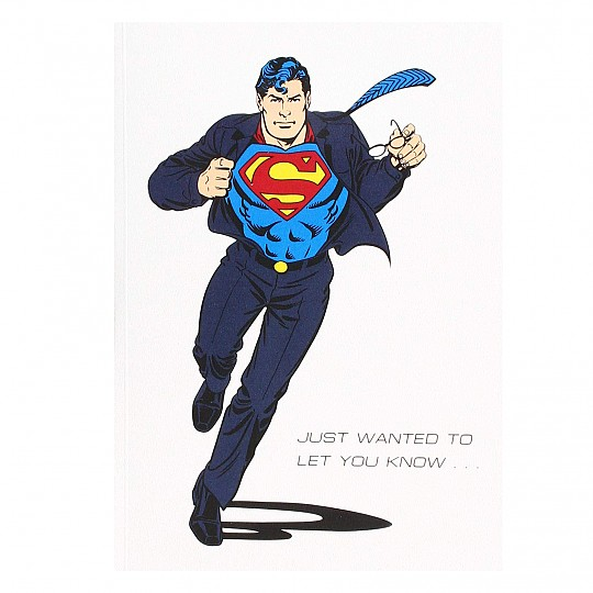 Perfecta para fans de Superman