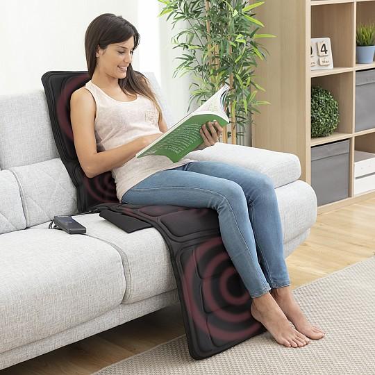 Se puede usar sentado o tumbado
