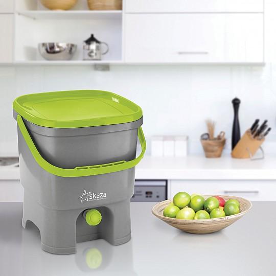 El compostador Bokashi Organko es una excelente opción para la separación de residuos orgánicos