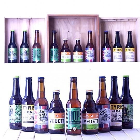 Amantes de la cerveza IPA, este pack es para vosotros