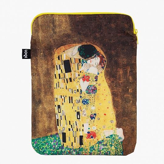 Funda con estampado de El beso, de Klimt