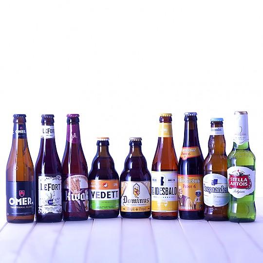La cerveza belga es Patrimonio Inmaterial de la humanidad
