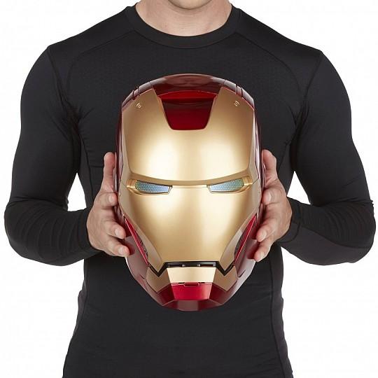 ¡Conviértete en Iron Man!