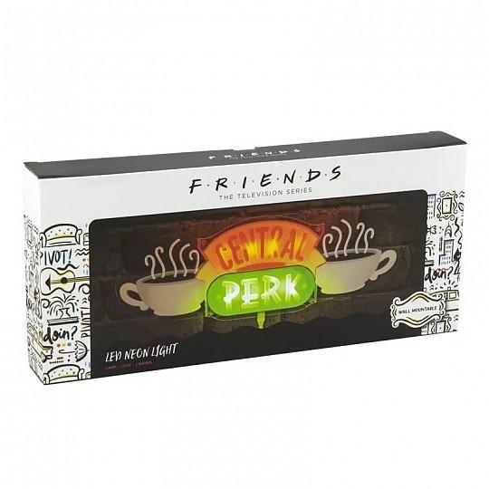 La lámpara perfecta para los fans de la serie Friends