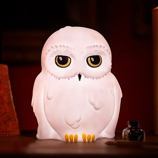 Lámpara de la lechuza de Harry Potter, Hedwig