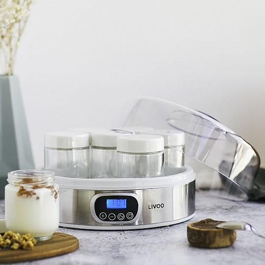 Prepara yogur en casa de manera sencilla