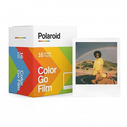 Película Polaroid Go en color