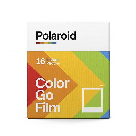 Película exclusiva para la nueva cámara Polaroid Go