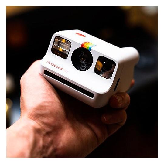 Polaroid Go, la cámara instantánea más pequeña del mundo