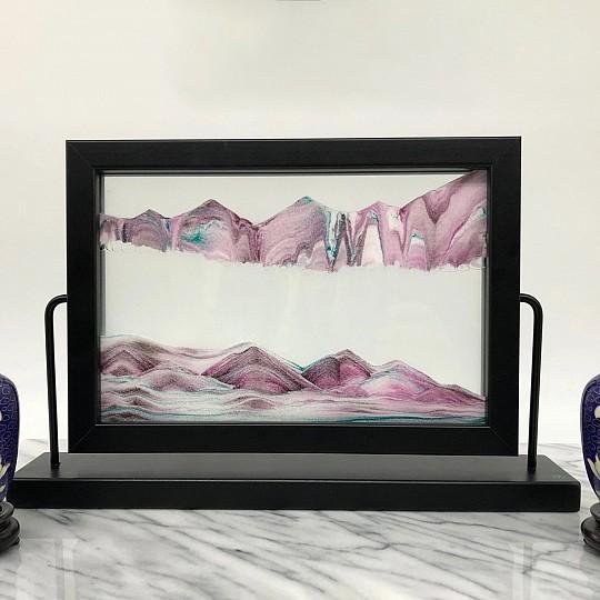 Sandpicture, arte con arena