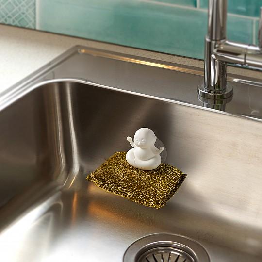 Soporte para esponjas o estropajos con forma de Yogi