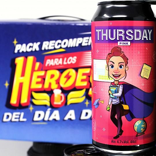 La recompensa para los héroes del día a día