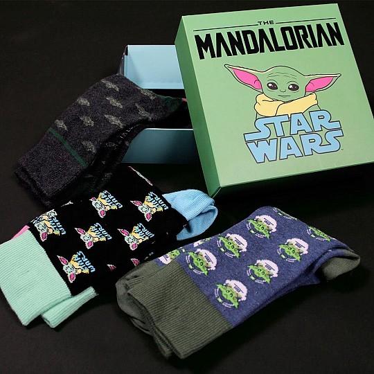 Pack de calcetines The Mandalorian