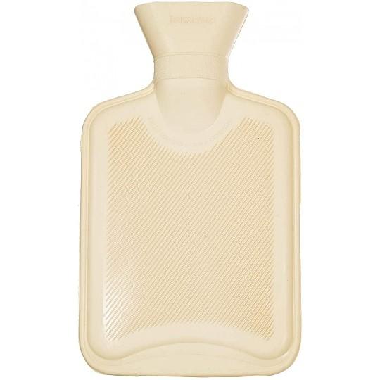 Bolsa de agua caliente en forma de zorro
