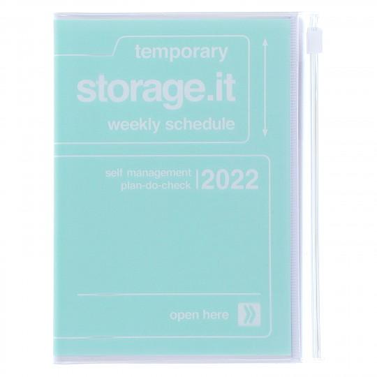 Agenda 2022 A5 Storage.it Menta