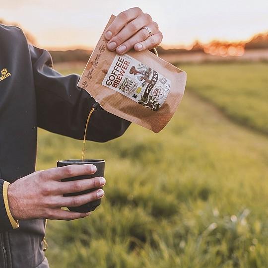 Un café ecológico, 100% café arábica y de comercio justo
