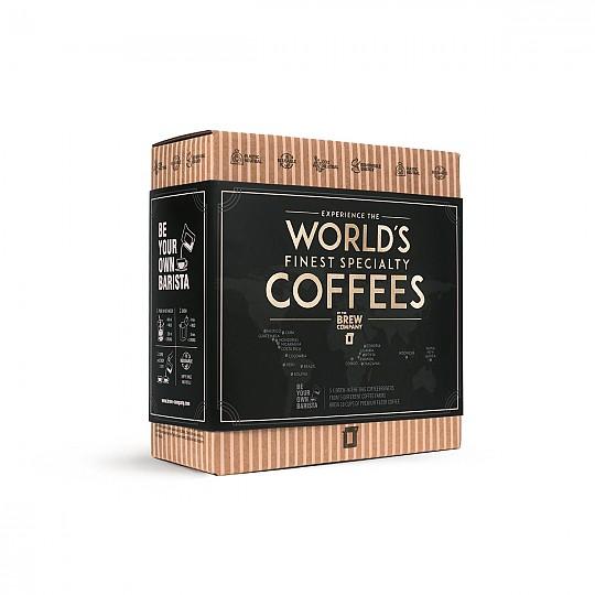 Regálaselo a verdaderos amantes del café y la comida gourmet