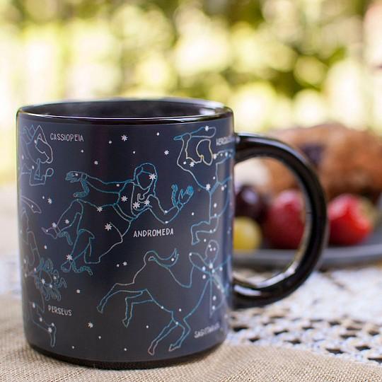 Tiene un diseño original para amantes de la astronomía