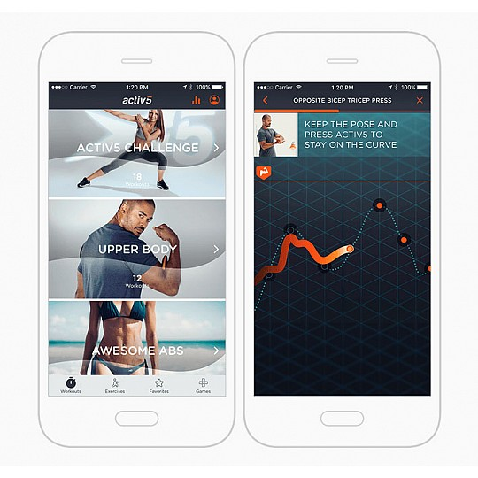 La app está disponible en Android y iOS y contiene juegos