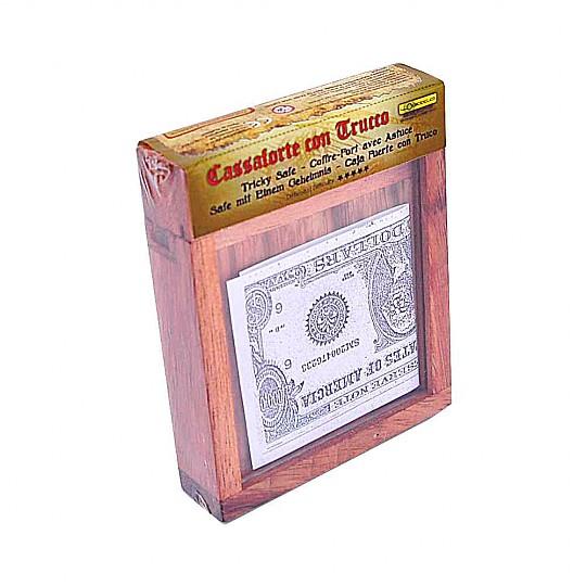 Es también un envoltorio perfecto para regalar dinero de forma original.