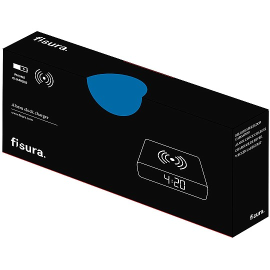 Se conecta a la corriente mediante USB, incluido